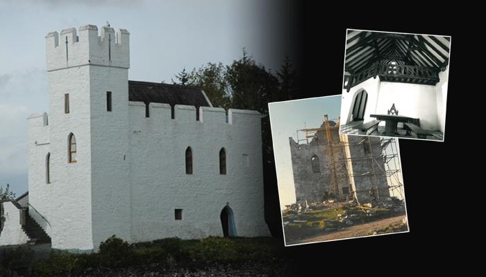 Carraigin Castle