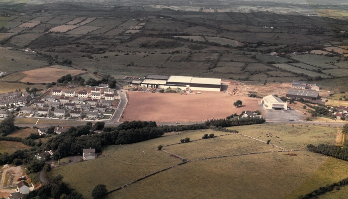 Aerial Image of Allergan