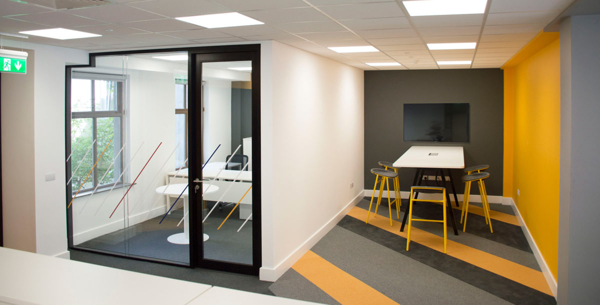 Mazars Office Fitout