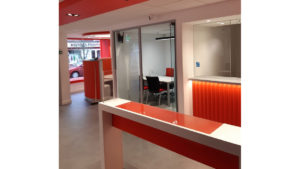EBS Office Fitout